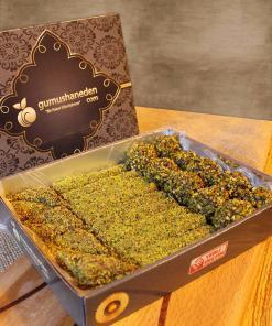 altın karışık pestil paketi