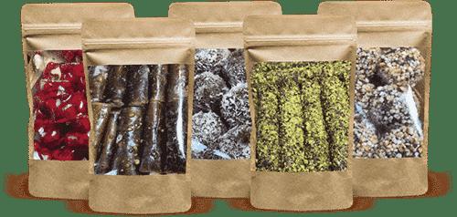 Gümüşhane'den Atıştırmalık Pestil, Köme ve Pestil Tatlıları